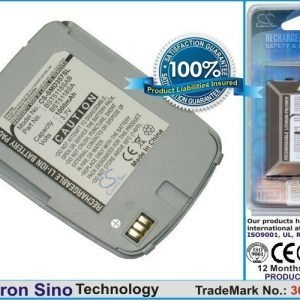 Samsung SGH-D357 akku 1000 mAh