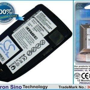 Samsung SGH-E850 / sininen akku 600 mAh