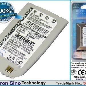Samsung SGH-S500 SGH-S508 akku 800 mAh