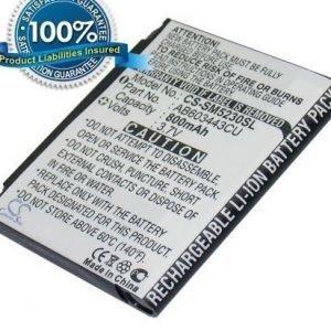 Samsung SGH-S5230 SGH-S5230 Tocco Lite SGH-S5230 Tocco Lite Edition SGH-S5230 Tocco Lite Star akku 800 mAh