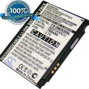 Samsung SGH-Z630 akku 700 mAh