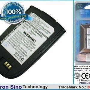 Samsung SPH-A820 SPH-A840 PM-A840 akku 750 mAh