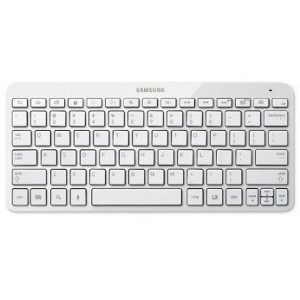 Samsung Universal Bluetooth Keyboard Nordic layout White
