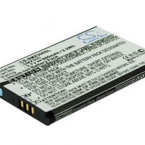 Samsung X300 / musta akku 600 mAh