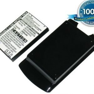 Samsung i8910 Omnia HD tehoakku laajennetulla takakannella 2400 mAh