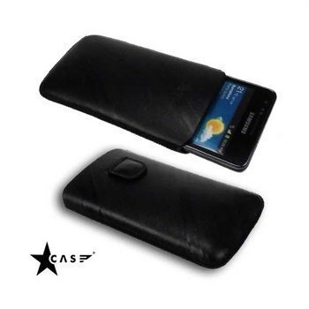 Samsung i9100 Galaxy S2 StarCase Linea Leather Case Brown
