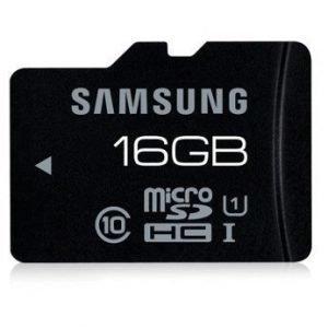 Samsung microSDHC 16Gb Pro UHS-1 Class10