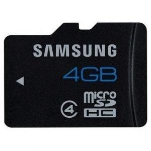 Samsung microSDHC 4Gb ClasS4