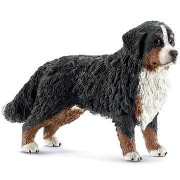 Schleich Farm Life Bernese Mauntain Dog Standing