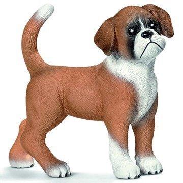 Schleich Farm Life Boxer Puppy
