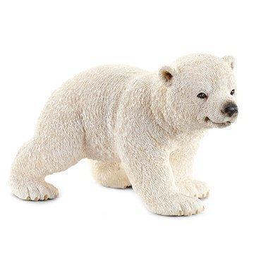 Schleich Wild Life Jääkarhu Pentu