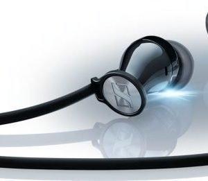 Sennheiser Momentum In-Ear iOS Black Chrome
