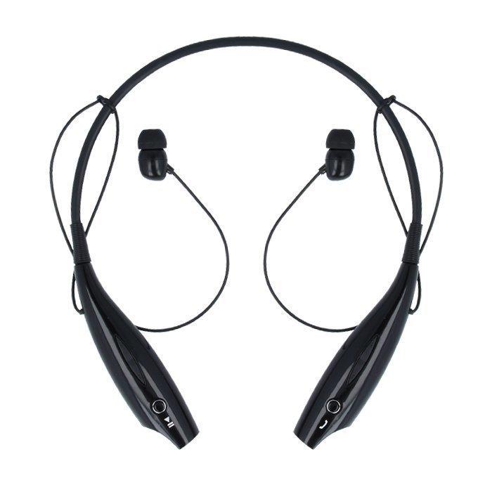 Setty Bluetooth Headset langattomat kuulokkeet Musta