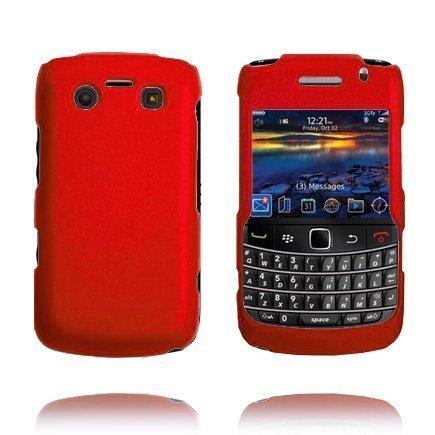 Shox Punainen Blackberry Bold 9700 / 9020 Suojakuori