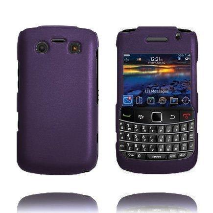 Shox Tumma Violetti Blackberry Bold 9700 / 9020 Suojakuori