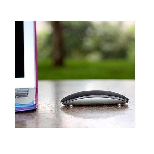 Silikoni Kuori Apple Macbookille Magic Mouse Valkoinen