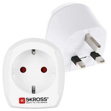 Skross Europe / UK Matka-Adapteri