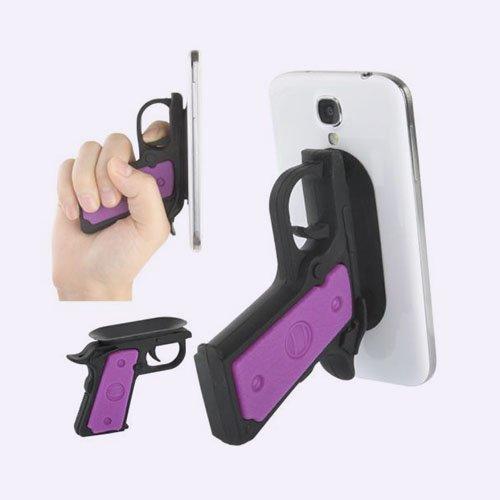 Smart Gun Musta Älypuhelin Pistooli