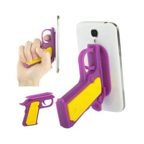 Smart Gun Violetti Älypuhelin Pistooli