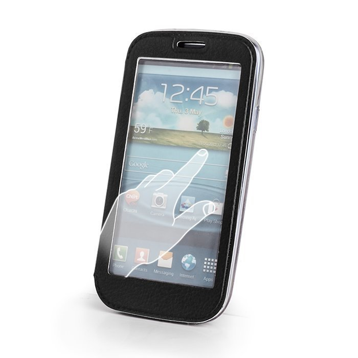 Smart View suojakotelo Iphone 6 musta