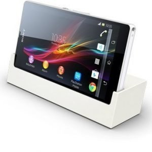 Sony Charging Dock DK26 for Xperia Z White