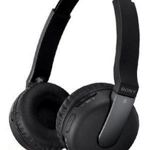 Sony DR-BTN200m Fullsize Bluetooth & NFC Headset Black