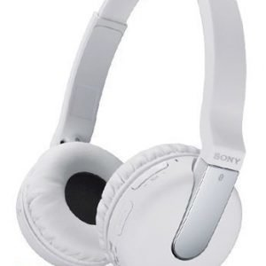 Sony DR-BTN200m Fullsize Bluetooth & NFC Headset White