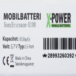 Sony Ericsson BST-43-tarvikeakku