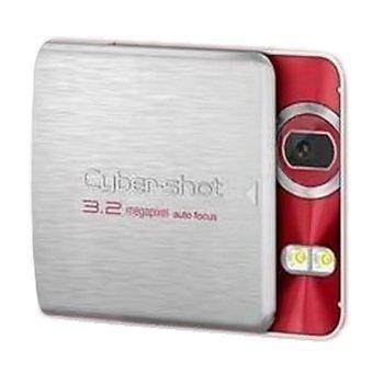 Sony Ericsson C510 Takakuori Valkoinen / Punainen