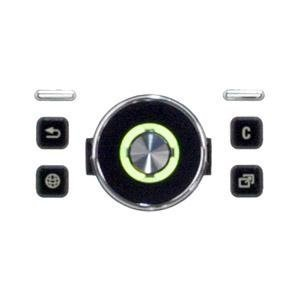 Sony Ericsson S500i Keypad Navigation Black