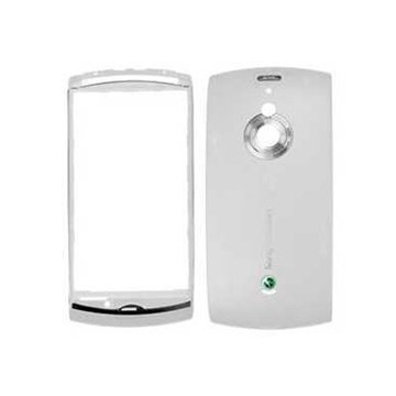 Sony Ericsson Vivaz pro Cover White