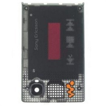 Sony Ericsson W380i Front Cover Grey