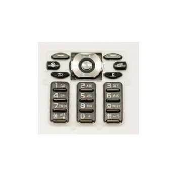 Sony Ericsson W880i Keypad Latin Black