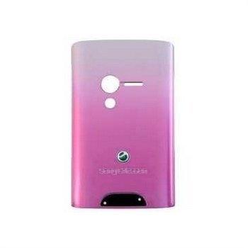 Sony Ericsson Xperia X10 Mini Akkukansi Vaaleanpunainen
