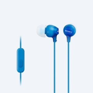 Sony Mdr Ex15ap Nappikuulokkeet Sininen