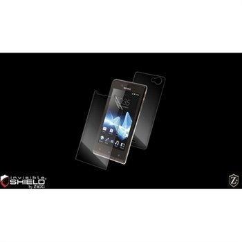 Sony Xperia J ZAGG InvisibleSHIELD Näytönsuoja