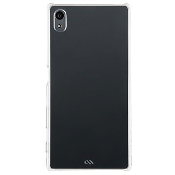 Sony Xperia X Case-Mate Barely There Suojakotelo Kirkas