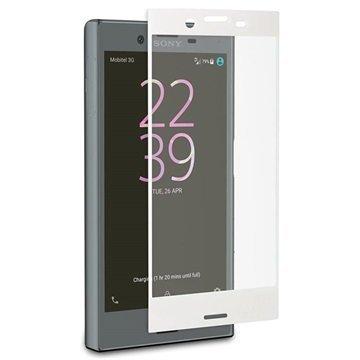 Sony Xperia X Compact Roxfit Premium Näytönsuoja Karkaistua Lasia Valkoinen