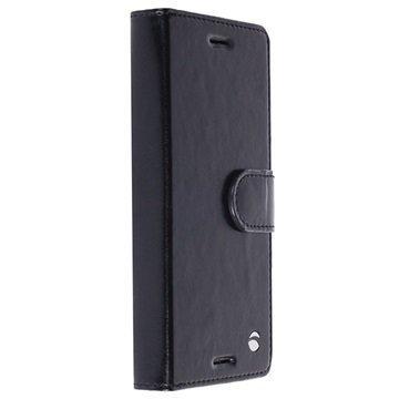 Sony Xperia X Krusell Ekerö 2-in-1 Lompakkokotelo Musta