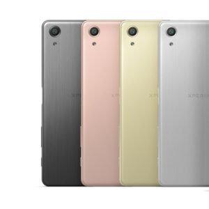 Sony Xperia X Performance Takakansi Valkoinen