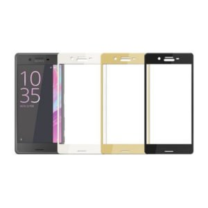 Sony Xperia X / X Performance Panssarilasi 3d Full Cover Musta