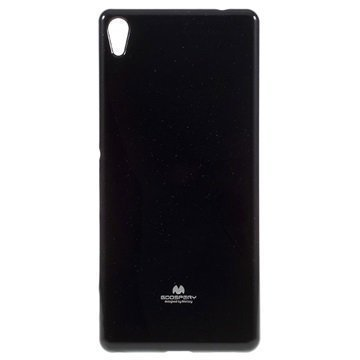 Sony Xperia XA Ultra Mercury Goospery TPU Case Black