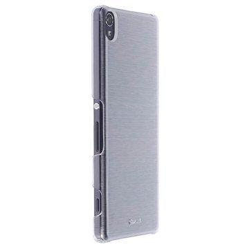 Sony Xperia XA Xperia XA Dual Krusell Boden Kuori Läpinäkyvä / Valkoinen