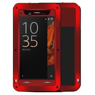 Sony Xperia XZ Love Mei Powerful Case Red