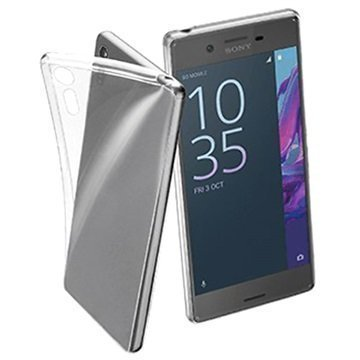 Sony Xperia XZ Roxfit Pro-2 Ultra Slim TPU Suojakuori Kirkas