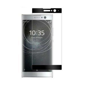 Sony Xperia Xa2 Panssarilasi 3d Full Cover Musta