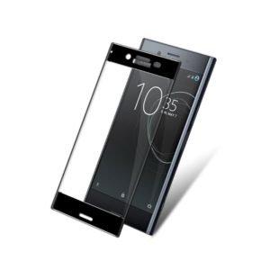 Sony Xperia Xz / Xzs Panssarilasi 3d Full Cover Musta