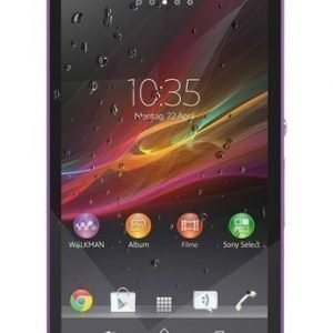 Sony Xperia Z C6603 Purple