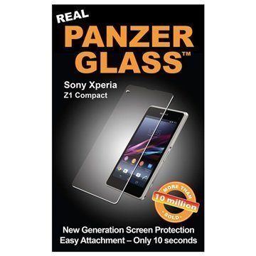 Sony Xperia Z1 Compact PanzerGlass Näytönsuoja