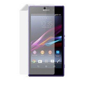 Sony Xperia Z1 ZAGG InvisibleSHIELD Näytönsuoja